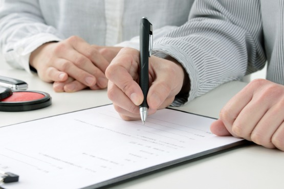 Signing A Life Estate Deed